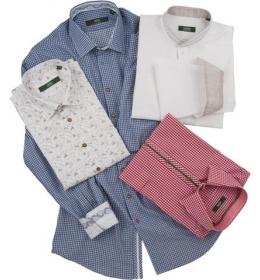 Überraschungspaket - Muster Trachtenhemden